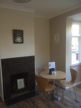 Fleet, UK: Cafe