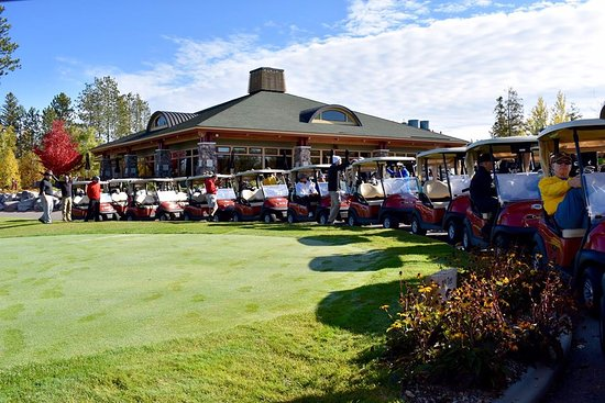 Tower, MN: We host several tournaments over the year. Visit golfthewilderness.com for our calendar of event