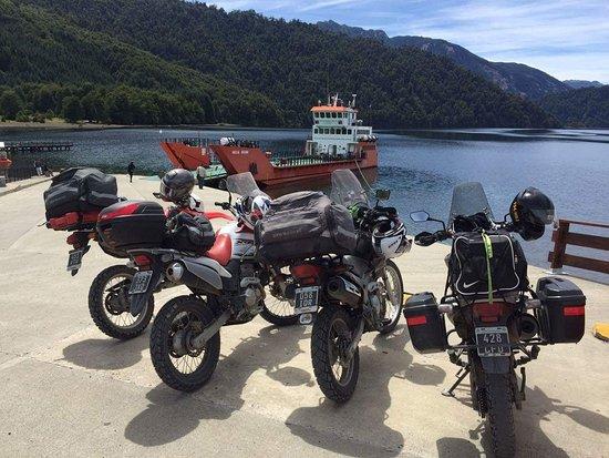 Moto Rent Patagonia