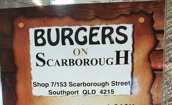 Southport, Australia: Burgers on Scarborough