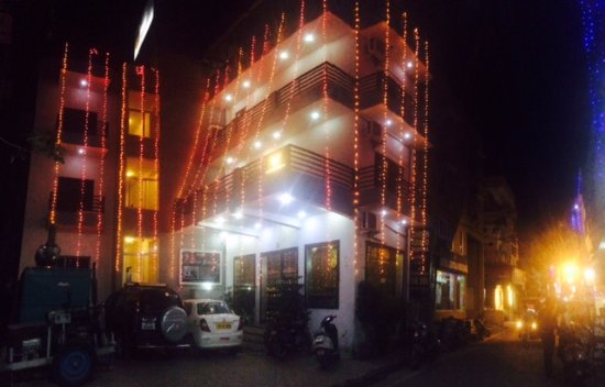 Front Elevation Lights : Hotel chitra grand updated reviews price