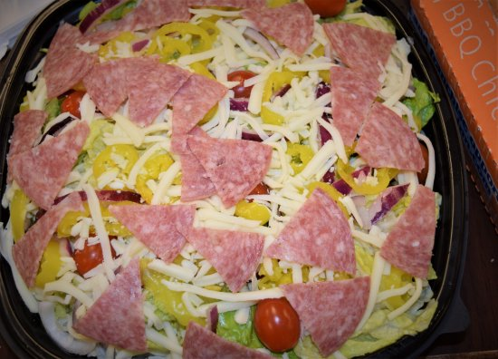 Coldwater, MI: Antipasto Salad
