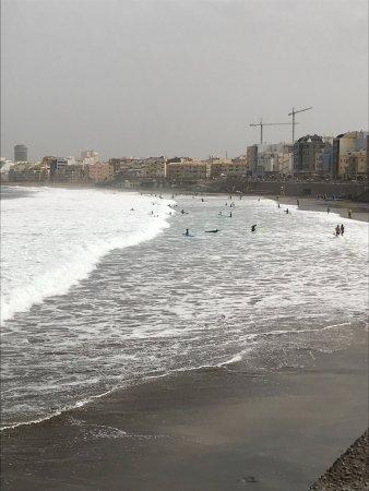Playa de Las Canteras: photo2.jpg