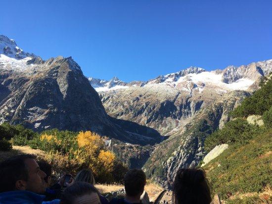 Innertkirchen, Suíça: Gelmerbahn