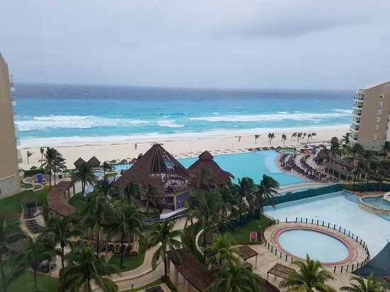 The Westin Lagunamar Ocean Resort Villas & Spa, Cancun: Missing this view