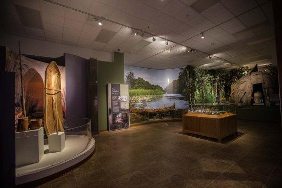 Shawnee, OK: Citizen Potawatomi Nation's Cultural Heritage Center