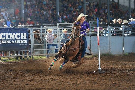 Shawnee, OK: International Finals Youth Rodeo