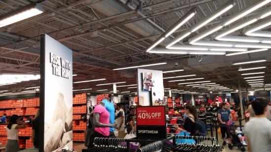 b4d46dbf35e2 Nike - Foto de Orlando Vineland Premium Outlets
