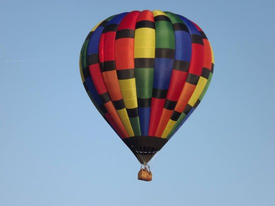 ThomasJefferson Balloon