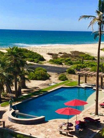 Villa Santa Cruz: Swim up bar, jacuzzi