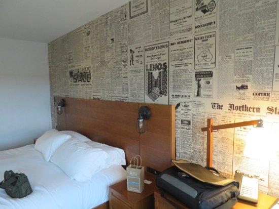 Eau Claire, WI: Bed area