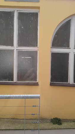 Andante Hotel: вид из окна