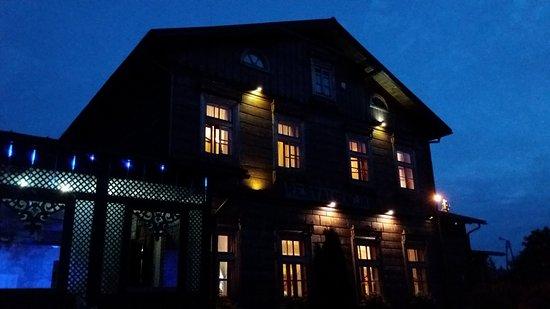 Restauracja Klemens: Nocne zdjęcie Klemensa