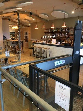 Meriden, UK: Cafe/Resturant