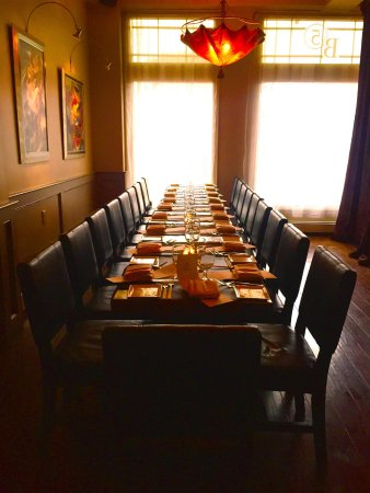Bistro 5: Private Dining