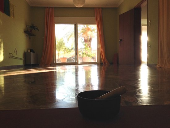 Kalathas, Greece: Anasa Yoga & Massage