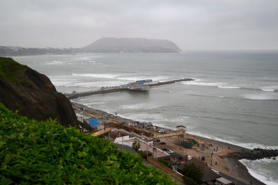 Miraflores Boardwalk