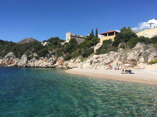 Sun Gardens Dubrovnik : Fantastisk hotell