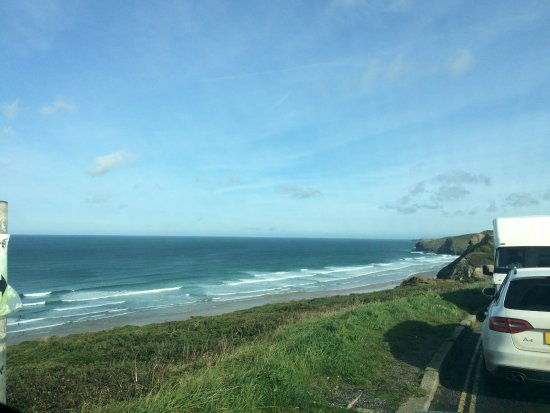 Watergate Bay: Watergate Cornwall at its best
