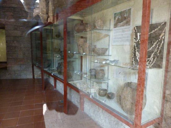 Museu Arqueologic Comarcal: Pequeña Parte de la Exposición