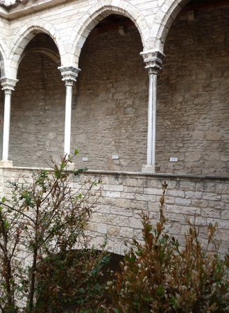Museu Arqueologic Comarcal: Parte Superior Patio