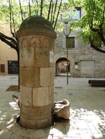 Museu Arqueologic Comarcal: Fuente Frente a la Puerta de Entrada