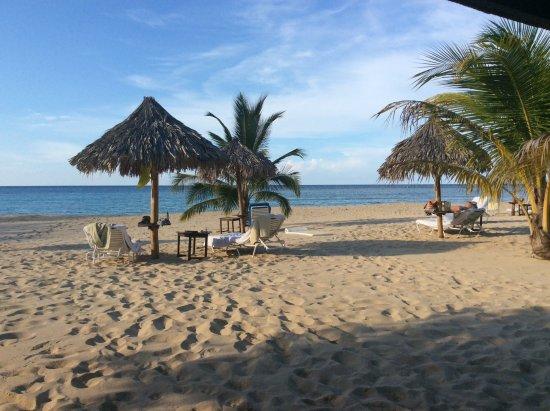 Jamaica Inn: View from the beach bar