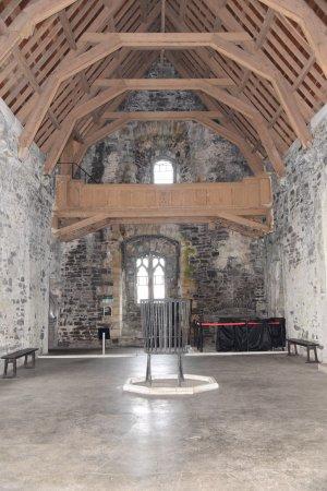 Doune, UK: Great Hall
