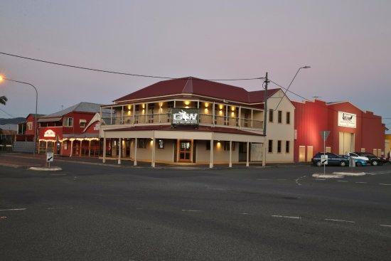 Great Western Hotel Rockhampton Menu Prices Restaurant