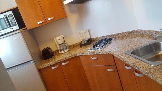 Marriott Executive Apartments Panama City, Finisterre: Cocina