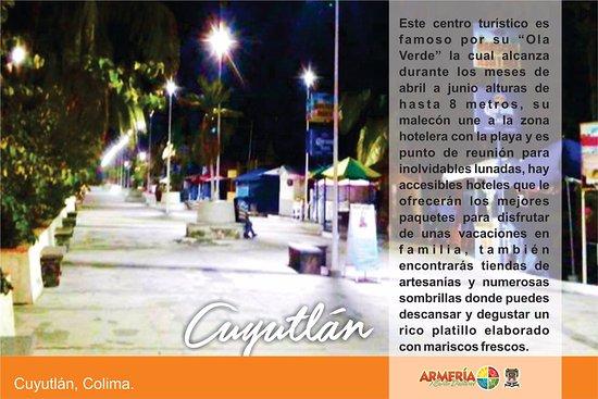 Armeria, Mexico: PLAYA CUYUTLÁN