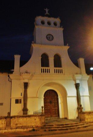 Salcedo, Ecuador: Torre e orologio