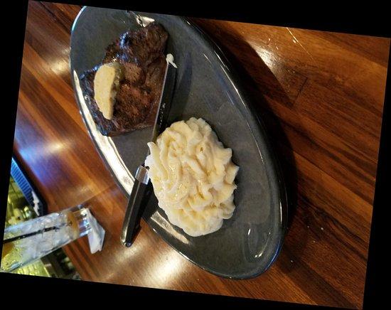 Southlake, Teksas: Steak steak fish