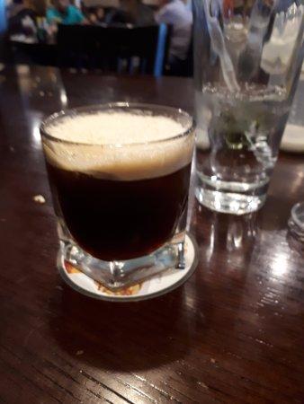 Naucalpan, Mexico: Un buen carajillo al final, como un buen digestivo