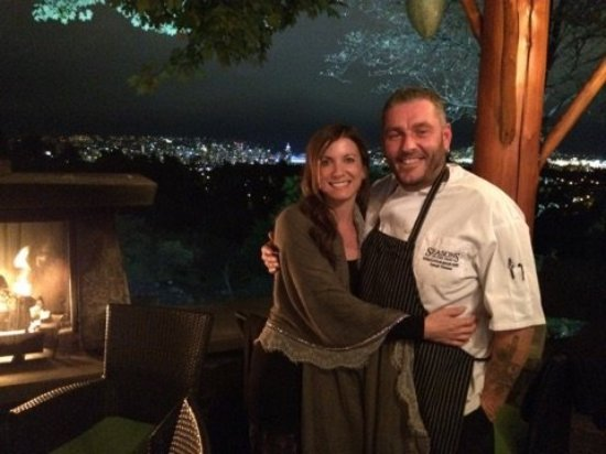 Seasons in the Park: Sarah with Chef Joe