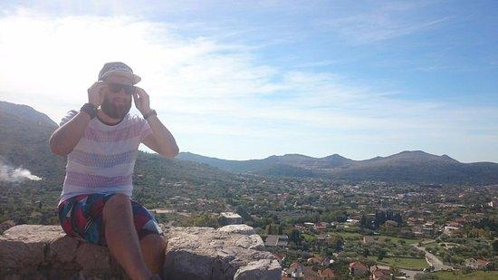 Bar, Montenegro: Бар. Вид с еще одной крепостной стены