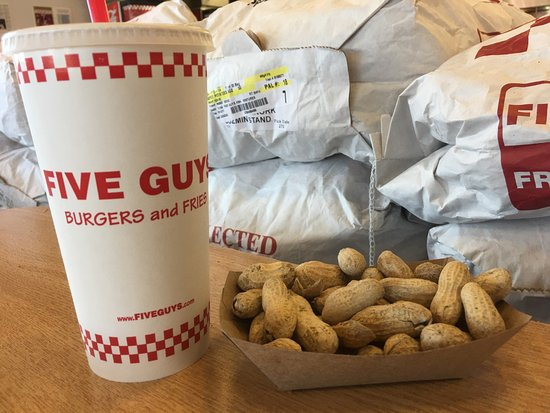 New Albany, IN: Five Guys