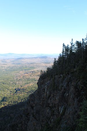 Pittsburg, Nueva Hampshire: One of the lookout spots