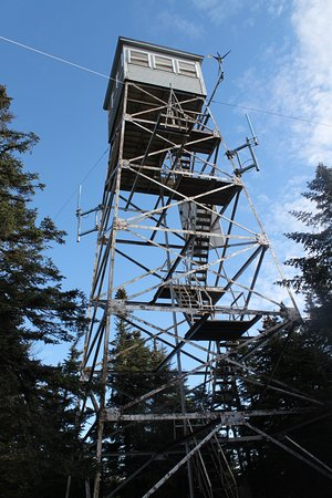 Pittsburg, NH: Tower