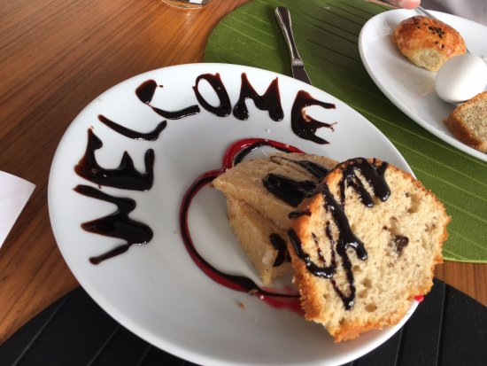 Ambassador Hotel: Delicious and memorable breakfast