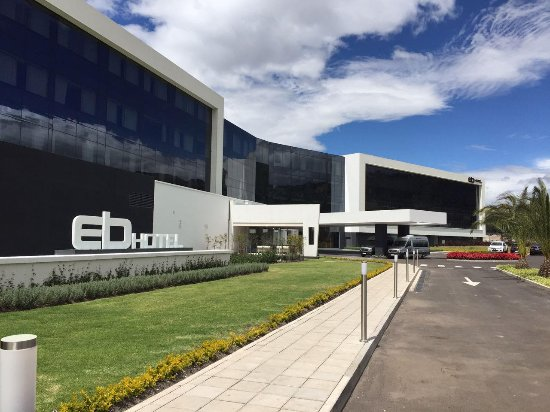 EB Hotel by Eurobuilding Quito