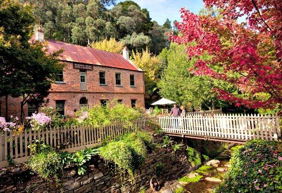 Gippsland, Αυστραλία: Historic Walhalla