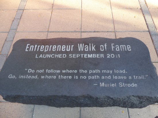 Entrepreneur Walk of Fame