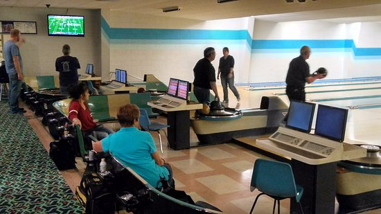 Shelby, MT : 10 Pin Bowling Alley