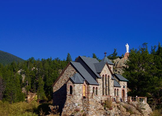 Allenspark, CO: Chapel on the Rock