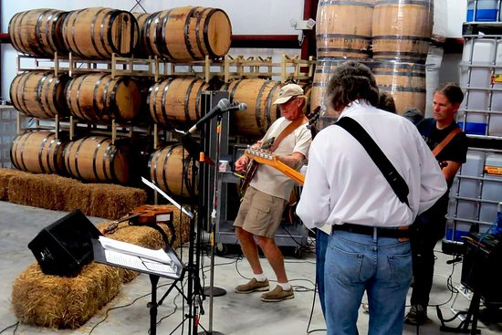 Jacksonville, NC: Walton's Distillery