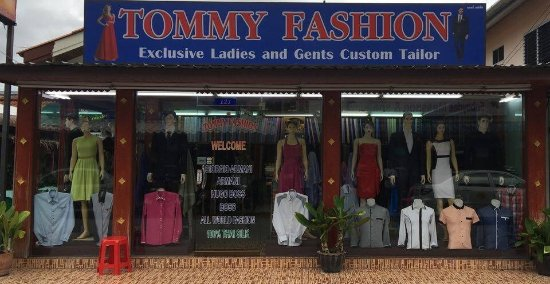‪Tommy Fashion Tailors‬