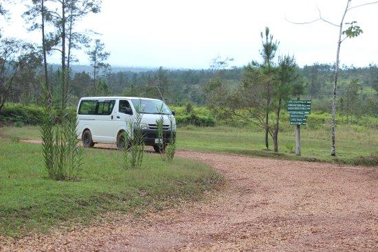 Mountain Pine Ridge Reserve, Belice: Land transfer