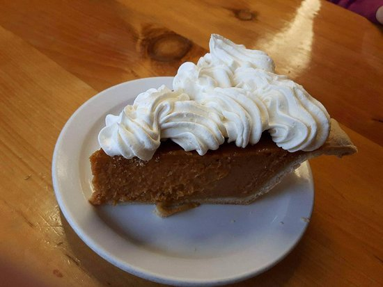 Chatham, Canada: Pumpkin Pie
