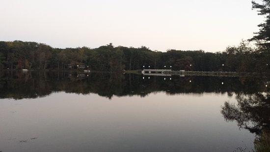 Скайтоп, Пенсильвания: Lake